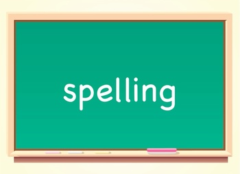 Spelling for Grade 5 (10 words, 6 letters) mp4 Kathy Troxel