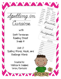 Spelling in Cursive with Scott Foresman Reading Street Grade 4 : Unit 2