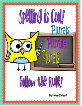 Spelling is Cool!   Plurals