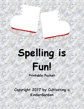 Spelling is Fun!  Unit 9