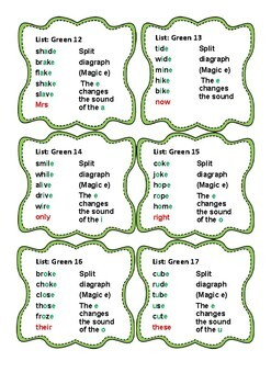Grade 1 - Spellings for a Year {Spellings and activities for 6 year olds}