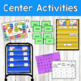 Phonics Literacy Center & Interactive Notebook (Word Families 'ock' and 'ack')