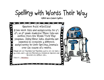 Spelling with Words Their Way: Within Word Pattern, Second