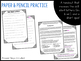 Spelling with silent letters wr and kn - a mentor sentence grammar lesson