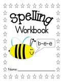 Spelling/Sight Word Workbooks
