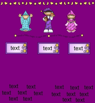 Spelling/Word Sorts for Smartboard~Editable