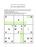 Spelloku Sample: A Sudoku-Style Word Puzzle