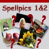 Access English: Spellpics 1&2 - Spelling Game
