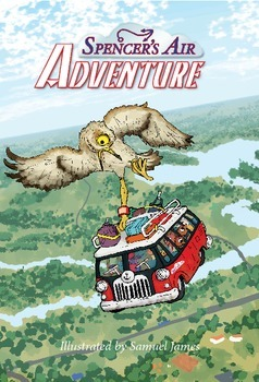 Spencer's Air Adventure - THE SNIPS series