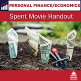 Spent Movie Handout | Personal Finance