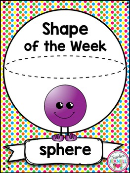 3D Shape Sphere