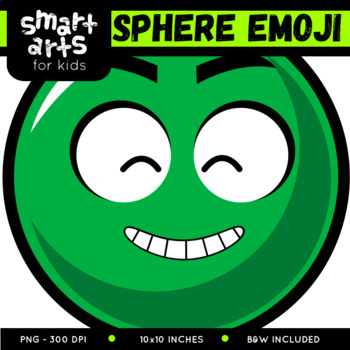 Sphere Emoji Clip Art