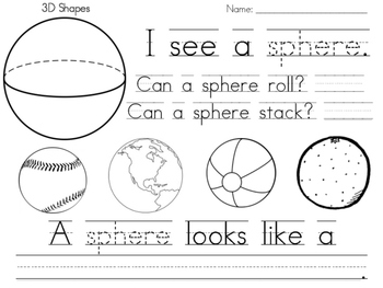 Sphere Practice Page