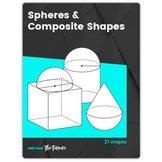 Spheres and Composite Shapes