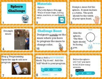 Sphero Card Set Bundle! (Updated with Sphero Edu)
