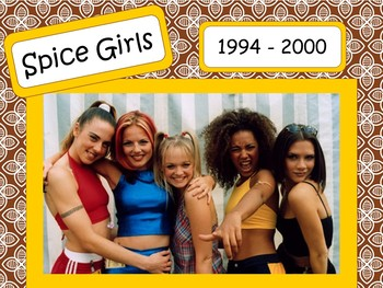 Spice Girls: Musicians in the Spotlight