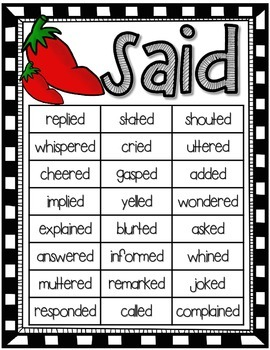 Spice It Up! {Word Choice}