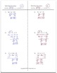 Spice Up Warm-Up! 4-Corners Activity:  Solving Multi-Step Equations