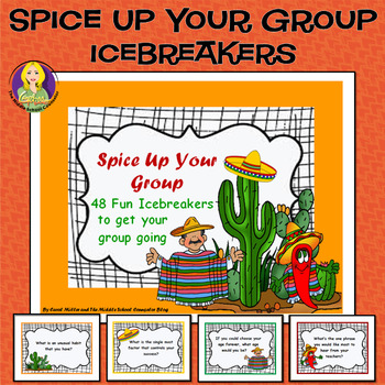 Spice Up Your Group--48 Fun Icebreakers