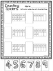 Spider 10 Frame Center Games and Activities for Halloween