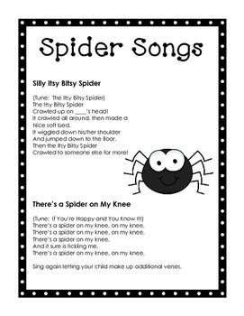Spider Activity Kit