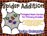 Spider Addition-A Digital Math Center (Compatible with Goo