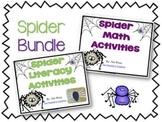Spider BUNDLE {Centers and Nonfiction}