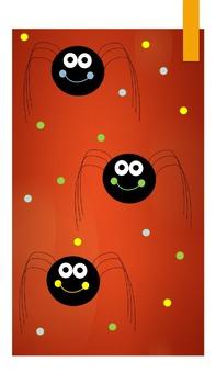 Spider Background *Cute*