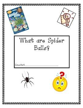 Spider Ball Science Lab