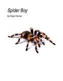 Spider Boy by Ralph Fletcher