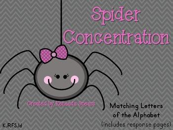 Spider Concentration Station