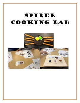 Spider Cooking Lab