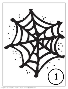 Spider Counting Mat