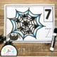 Spider Counting Mats 1 - 20