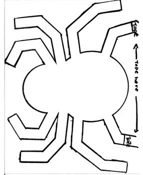 Spider Craft *FREE*