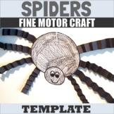Spider Craft