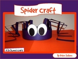 Spider Craft: {A So Sweet Craft Spider Hat}