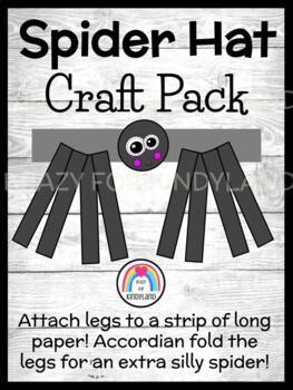 Spider Craft: Hat