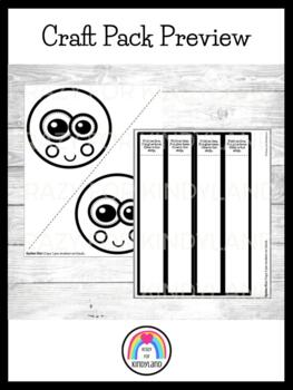 Spider Craft and Activity Value Pack