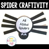 Spider Flip Book Craftivity