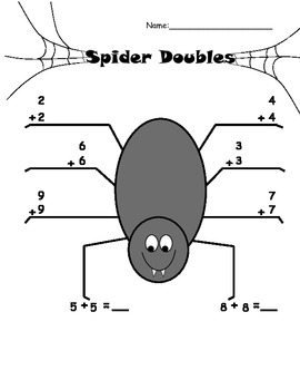 Spider Doubles