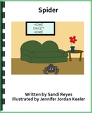 Spider Downloadable Reproducible Multi-Leveled Guided Reading Book