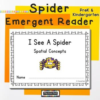 Spider Emergent Reader
