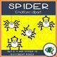 Spider Emotions Clip art