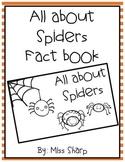 Spider Fact Book