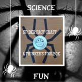 Spider Fact Craft