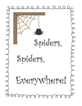 Spider Fiction and Non-Fiction Activities