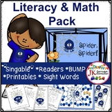 Spider Movement Song! Spider, Spider! Shared Reading & Act