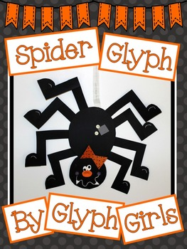 Spider Glyph with Writing Options