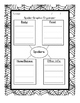 Spider Graphic Organizers - LOTS to choose from!